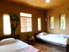 Participants bedroom