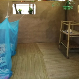 Intérieur du dortoir